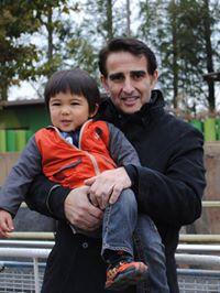 English Teacher JAPAN 英会話マンツーマンレッスンP.M.先生の英会話マンツーマン情報
